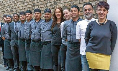 One week on from winning a Michelin star, Vineet Bhatia London closes