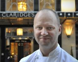 From Cartmel to Claridge's: Simon Rogan on opening at London's iconic hotel