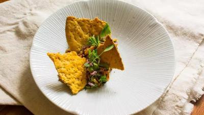 Soho restaurant Flavour Bastard - yes, really - will bring