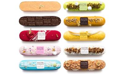 Maitre Choux are bringing their beautiful eclairs to Soho's Dean Street