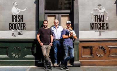 Mc & Sons is Southwark's new Irish boozer with a Thai kitchen