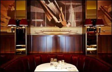 A little bit of easygoing luxe - we Test Drive brunch at The Beaumont's Colony Grill Room