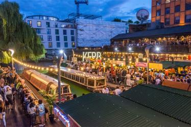 KERB announces its first permanent venue in Camden, KERB Counter