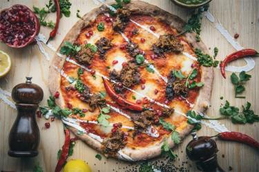 Yard Sale team up with Rola Wala for their next pizza special