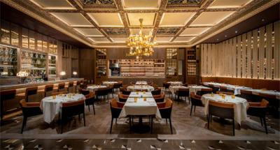 Test Driving the modern luxe makeover of the Grill at The Dorchester