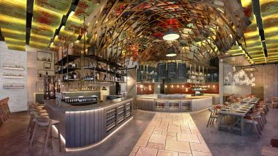 Duck and Waffle Local is coming to St James's Market