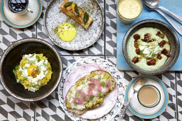 Kricket are bringing an Indian brunch to Soho
