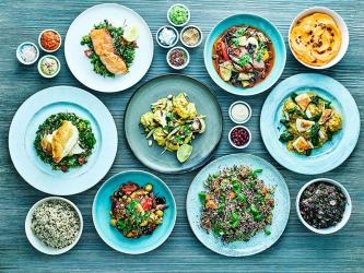 Holborn's Sano To Go has healthy takeaway breakfasts and lunches
