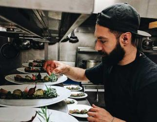 Drunken Butler chef Yuma Hashemi takes umbrage at Fay Maschler's review