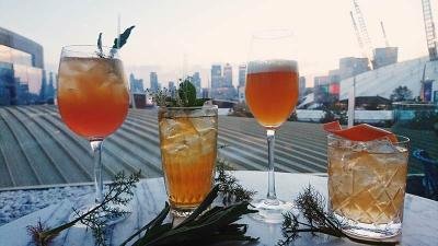 London's summer pop-up bars
