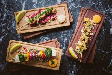 Suvlaki is bringing their Greek kebabs to Brick Lane