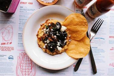 Try new Wahaca dishes first at their new Shoreditch test kitchen