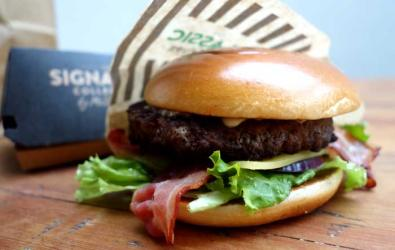 McDonalds trial their new signature burgers in London - we went to try them out