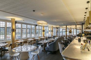Allan Pickett brings traditional British food to Swan at Shakespeare's Globes