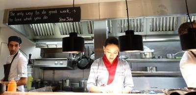 Judy Joo's new Korean home in Soho - we Test Drive Jinjuu