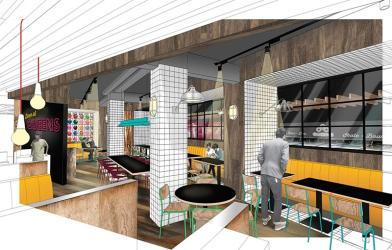 Queensway spot Queens: Skate - Dine - Bowl is returning with a new look