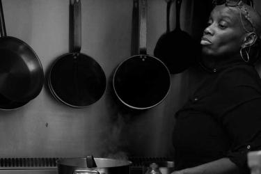 Andi Oliver is opening Andi's all day spot in Stoke Newington