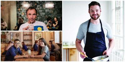 Get up close and personal with top chefs at Borough Market's Cookhouse Christmas series