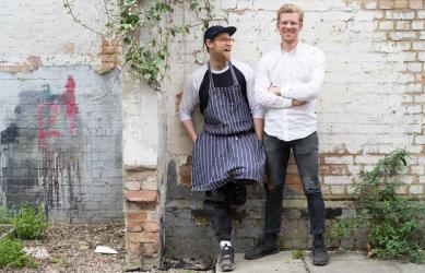 Dandy Cafe heads to Newington Green, ditching its shipping container