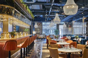 Caprice's Granary Square Brasserie is opening in King's Cross
