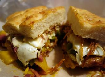 Boozy late night sandwich joint - our Test Drive of Max's Sandwich Shop