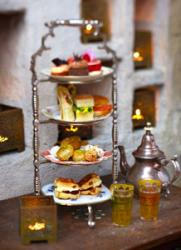 Momo opens its doors for a special take on Afternoon Tea