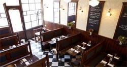 London restaurants in listed buildings