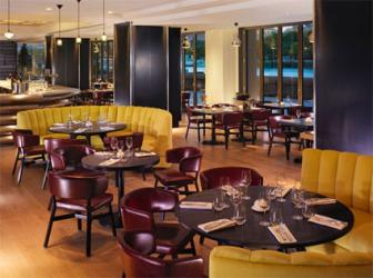Designer dining by the Thames - we Test Drive Sea Containers