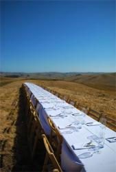 Outstanding In The Field dinner movement comes to the UK