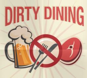 Stoke Newington's White Hart launches no cutlery Dirty Dining night