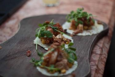 Kimchinary pops up at Catch bar on Kingsland Road
