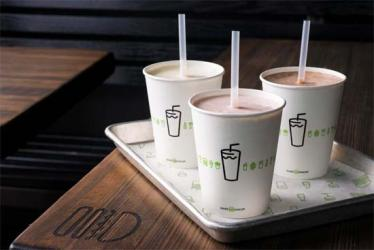 Shake Shake works with Action Against Hunger for the Great British Shake Sale
