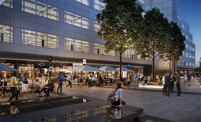 Four new places to eat arrive in West London's White City Place