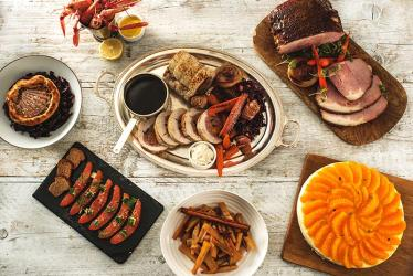 Harrod's next pop-up: Michelin-starred Scottish cuisine from The Kitchin