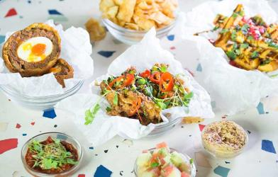Middle Eastern-inspired Torshi comes to Tottenham bar Five Miles