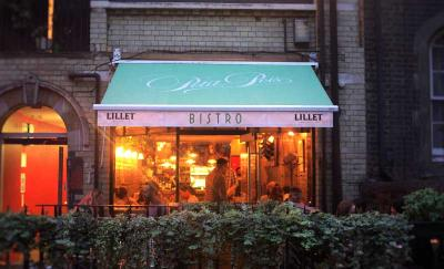 Test Driving Petit Pois - a perfect French bistro in Hoxton
