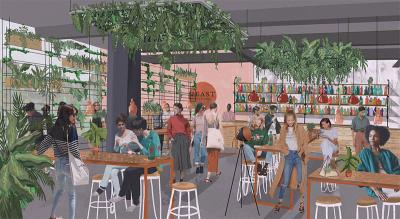 BBC's former White City building to become Feast Bar & Kitchen (and Del 74 will be there)