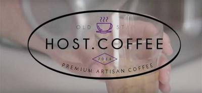Host Coffee are bringing sustainable but fun coffee to Covent Garden's Henrietta Street
