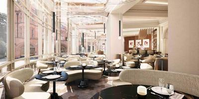Jean-Georges Vongerichten is opening a London restaurant at The Connaught hotel