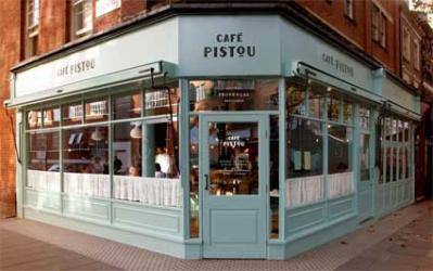 Perma-Provencal summer on Exmouth Market - our Test Drive of Cafe Pistou