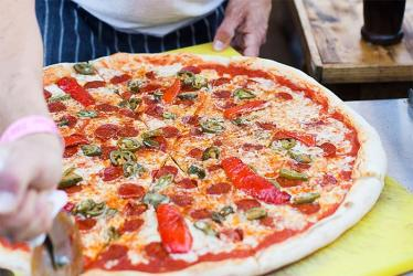 Voodoo Ray's pizza are coming to Camden Market