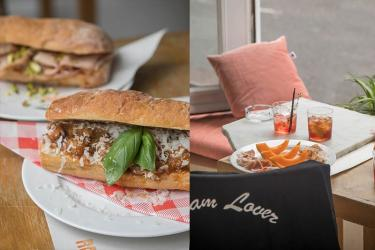 Forza Win open Ragazzi in Mayfair - paninis, wine and cocktails all summer long
