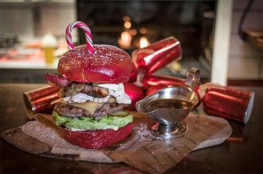 MeatUp is coming to Chelsea with a build-your-own-burgers pop-up (including a Kinder Egg topping)