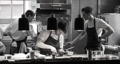 Bethnal Green's Typing Room gets 4 AA rosettes