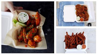 Lord of the Wings brings Buffalo Wings to The Duke's Head in Highgate
