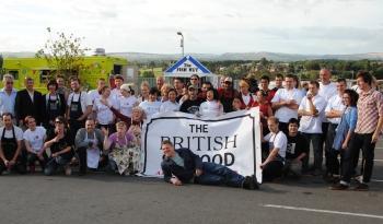 London's street food vendors storm the Street Food Awards