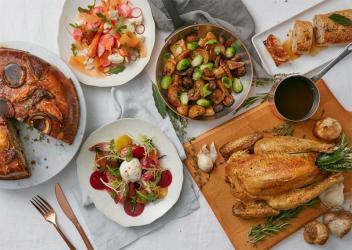 Hélène Darroze launches takeaway range and supper club at Harrods