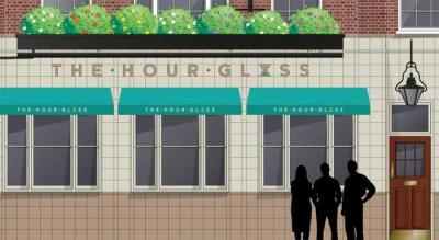 Brompton Food Market duo take on Kensington pub The Hour Glass