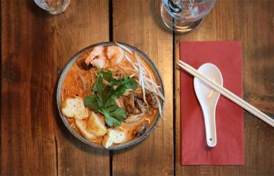 The London Laksa Bar sets up a residency in Dalston