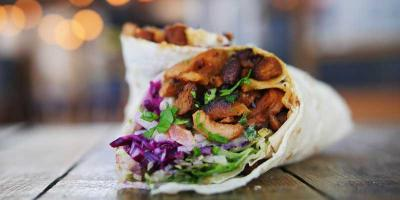 What The Pitta are serving vegan doner kebabs at Boxpark Croydon